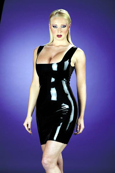 RB:9016 Latex Dress