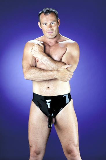 RB:9027 Latex Mens Briefs