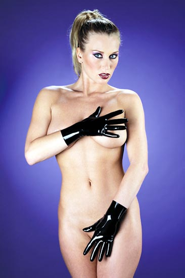 RB:9055 Latex Gloves