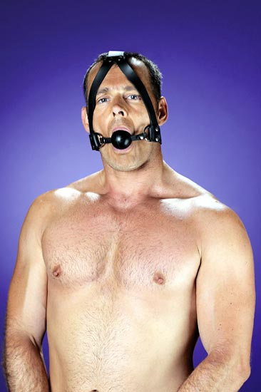 RB:9583 Neoprene Ball Gag