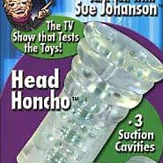 SUE JOHANSON HEAD HONCHO MASTERBATOR FOR MEN