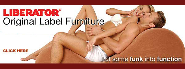Liberator Sex Furniture and Sex Position Aids