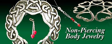 Shop For Non-Piercing Body Jewelry