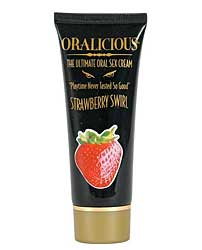 Oralicious - 2 oz Strawberry Swirl