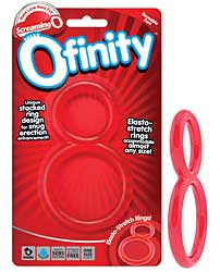 Screaming O Ofinity - Red