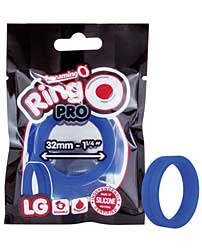 Screaming O RingO Pro Large - Blue