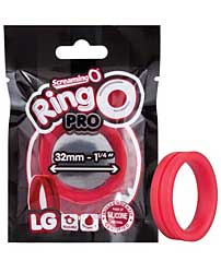 Screaming O RingO Pro Large - Red