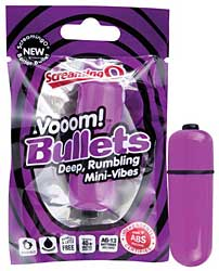 Screaming O Vooom Bullet - Grape