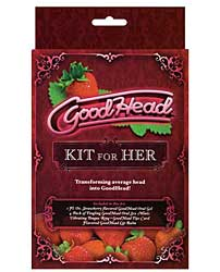 Goodhead Kit for Her - Strawberry