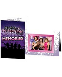 Night to Remember Photo Frame by sassigirl - Pack of 6