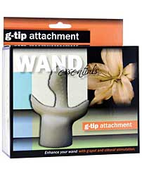 Wand Essentials G Tip Attachment